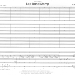 Sea Band Stomp