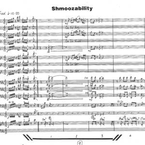 Shmoozability